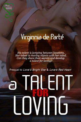 Welcome Author Virginnia De Parte http://jeanettehornbybooks.blogspot.com.au/2013/08/welcome-author-virginnia-de-parte.html