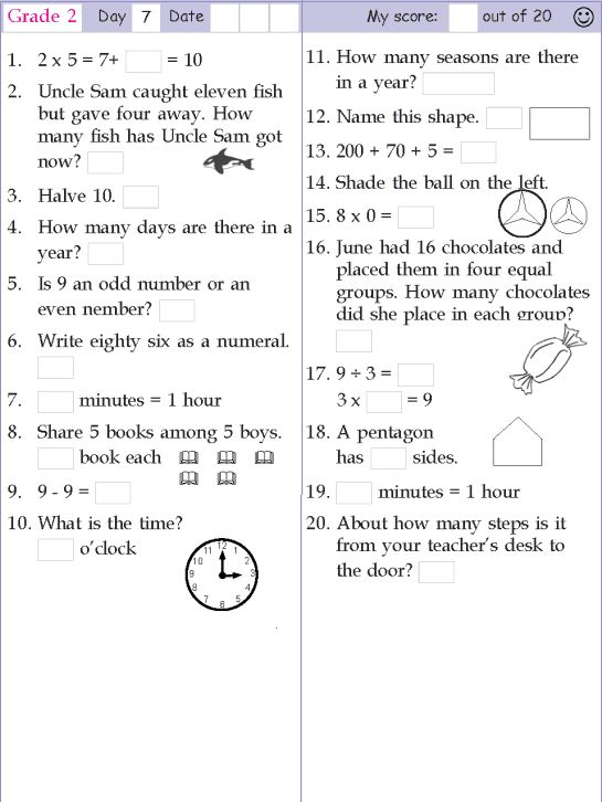 mental math grade 2 day 7 mental maths worksheets pinterest grade 2 mental maths and math. Black Bedroom Furniture Sets. Home Design Ideas