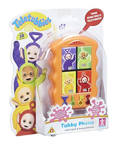 Teletubbies Tubby Phone Toy (Multi-Colour) Teletubbies…