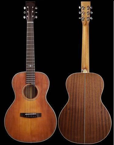 Splendid Martin Classical Guitar For Sale