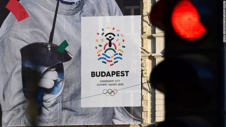 Budapest has dropped out of the running for the 2024 Olympic Games due to many petitions from activists to stop the games from being hosted there. Many of the people believe that the profits would not outweigh the costs. This leaves Paris and Los Angeles as the contenders for the host city.