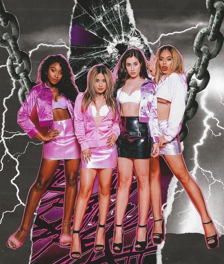 Fifth Harmony for Galore magazine