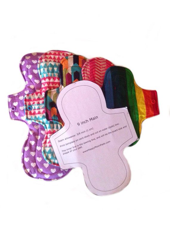 how to sell cloth pads