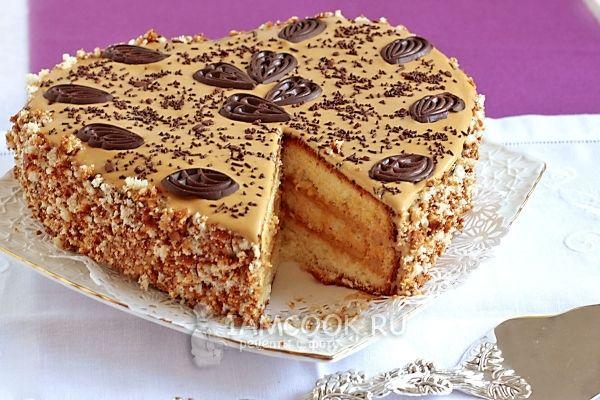 Торт «Медовик» бисквитный | Рецепт | Десерты, Торт и Идеи ...