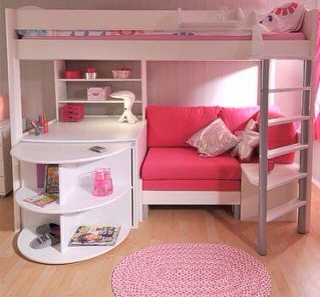 Something like this would be good for my kiddo...just not pink.