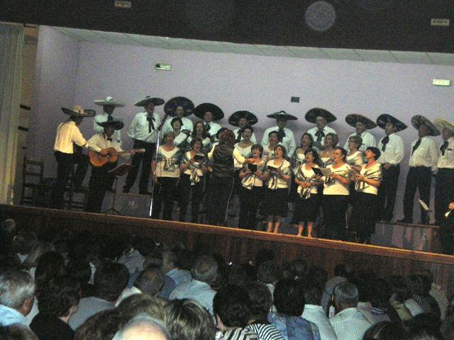 Santacara: Dia de las Asociaciones Año 2010
