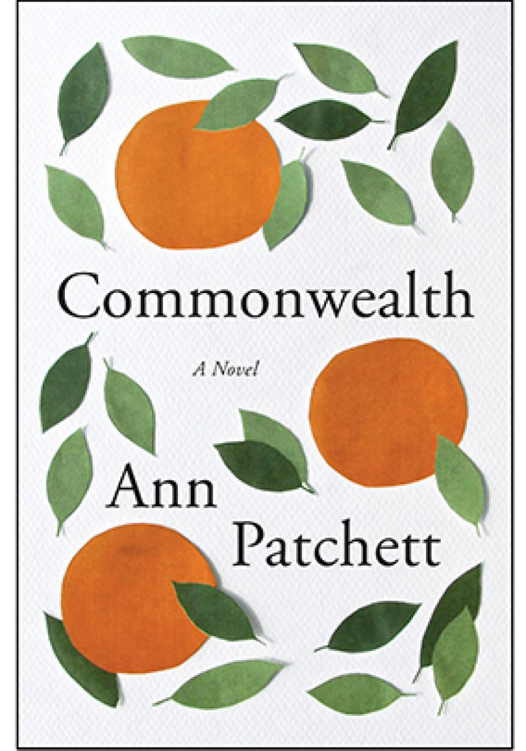 Commonwealth, Ann Patchett's wonderful new novel, opens with a random occurrence that will ultimately shatter two families. It's a Sunday in 1960s Los Angeles. Fix Keating, a cop, and his wife, Beverly, are hosting a christening party. A latecomer shows up: Bert Cousins from the D.A.'s office, a man Fix barely knows and distinctly hasn't invited. The charming interloper carries a bottle of gin as a makeshift gift, and Fix finds himself pumping Bert's hand, welcoming him.