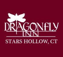 Dragonfly Inn t-shirt - Gilmore Girls, Stars Hollow, Lorelai, Rory by fandemonium