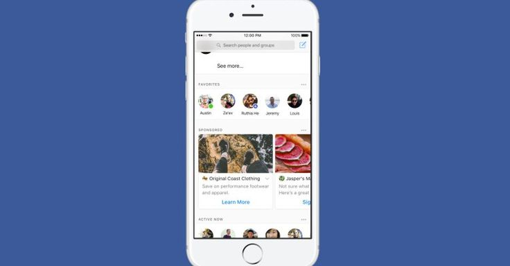 Facebook Messenger begins testing ads…and they're big