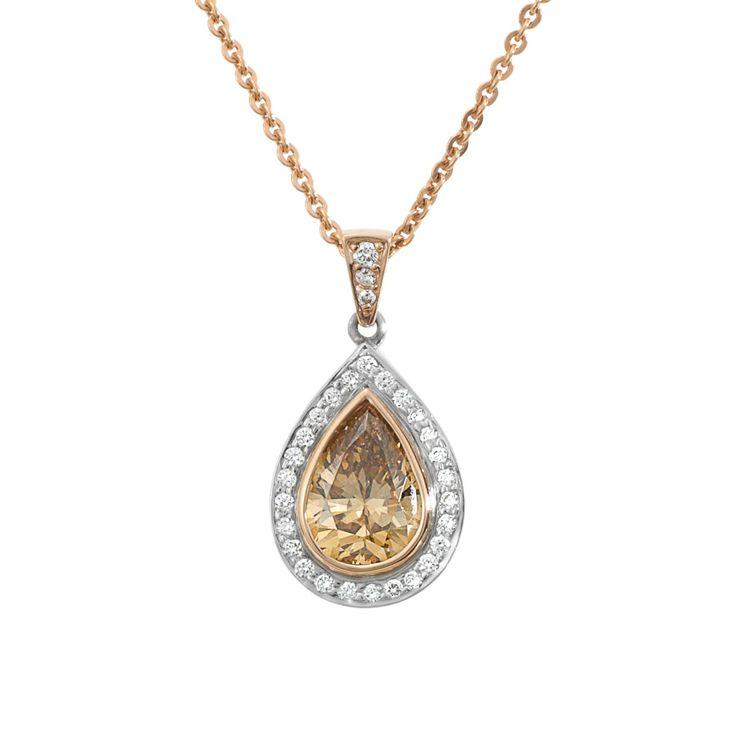 Diamond Jewellery - desert sunset