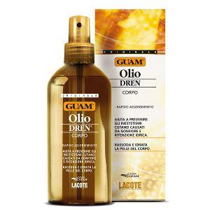 Купить Масло с дренажным эффектом для массажа DREN, 200 мл [Guam] [Dren] - Уход за телом - Красивая фигура - Каталог - Интернет-магазин органической и натуральной продукции OneBIO