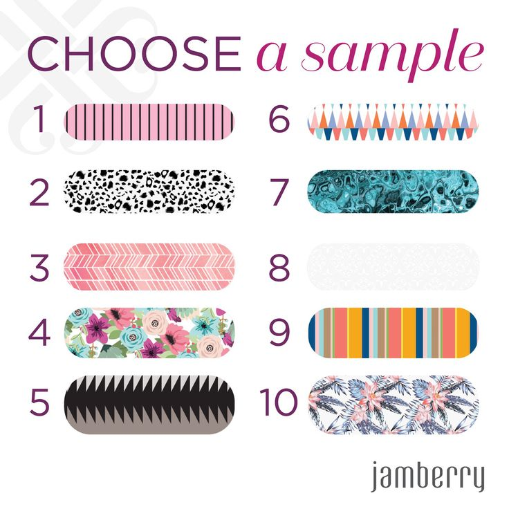 Which sample would you choose??