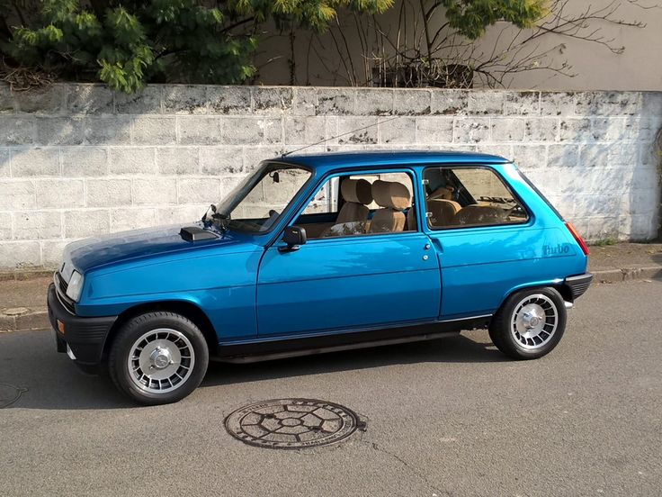 1036 best r 5 alpine r 5 alpine turbo images on pinterest renault 5 automobile and boards - Renault 5 alpine turbo coupe ...