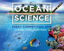 Ocean Science Essay Competition 2016-Healthy Oceans, Healthy Planet | United Nations Educational, Scientific and Cultural Organization