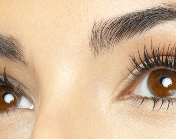 how to clean false eyelashes with olive oil