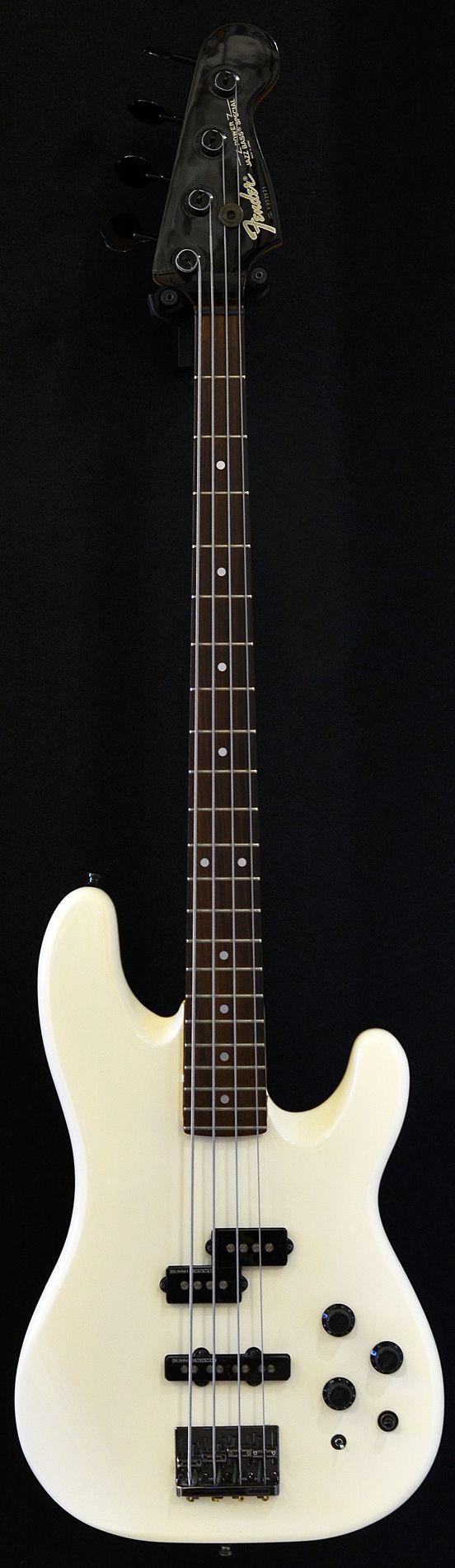 FENDER Power Jazz  Bass Special Duff McKagan (via Bass Direct)