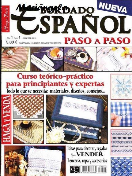 Revista de Bordado Espanhol - Mariangela maciel - Picasa Webalbums