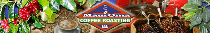 Welcome to the source of Hawaii's Best Coffees. Maui Oma uses top of the line roasting equipment and works directly with small farmers from Kona to Maui to Ka'u and throughout the Hawaiian Islands to secure some of the World's Best Coffees! This quality combined with our 22 years of Small Batch Coffee Roasting experience, makes Maui Oma Coffee some of the Freshest, Fullest, Most Aromatic, Most Alluring coffee around!