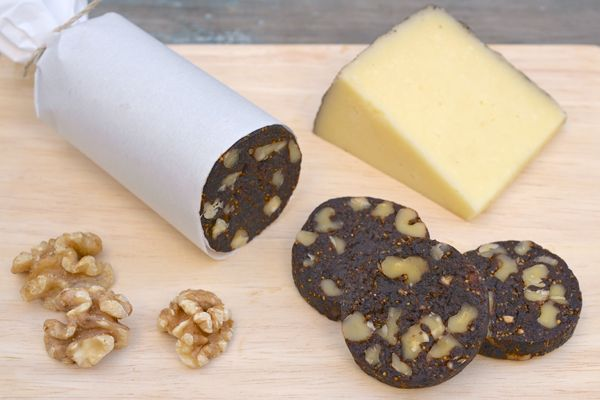 Recipe: Spiced Fig and Walnut Roll    The Public Kitchen   Food   KCET (sub honee or agave for honey)
