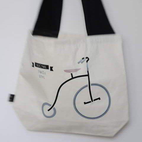 #bicykl  #rower #bike #kumakumie #zakupy #siatka #lublin