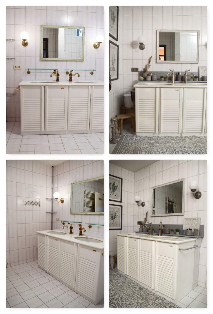 Diy Verschonerung Bodenfliesen Im Bad Luxus Badezimmer Renovierung Badezimmer