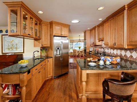 79 best images about split level renovation ideas on for Kitchen designs for split level homes