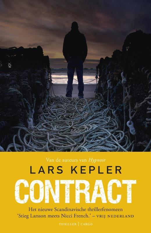 Contract - Lars Kepler (2011) (staat op mijn ereader)