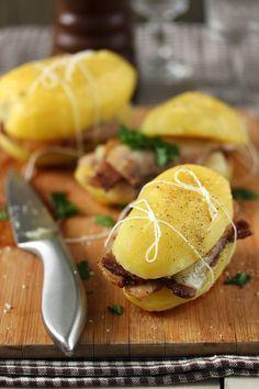 Dans la cuisine de Sophie / Croque-pommes de terre des Pyrénées