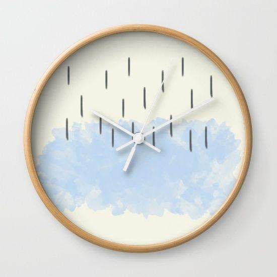 Inner Child IV Wall Clock