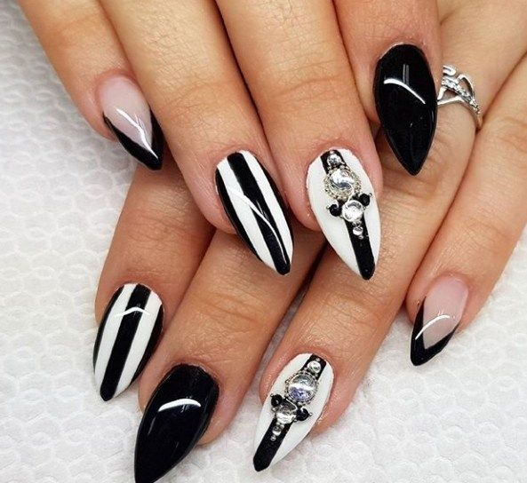 + 88 Gel nails 2018 – best Instagram collections