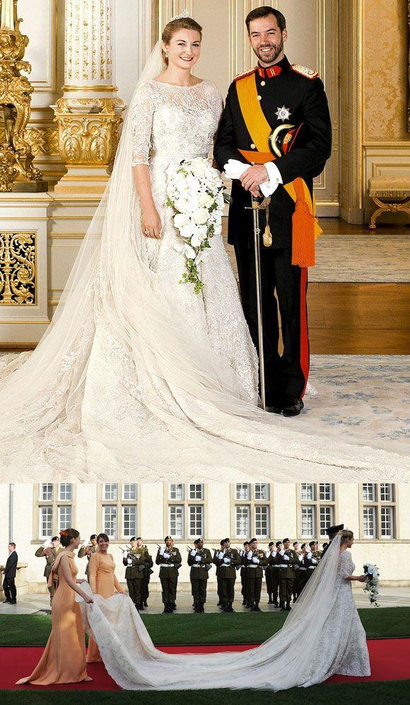 No último fim de semana, o pequeno e único grão-ducado do mundo de onde escrevo pra vocês todos os dias, foi só festa com o casamento real que aconteceu em sua capital. O noivo, Príncipe Guillaume, e a noiva, Princesa Stephanie de Luxemburgo (até então Pr...