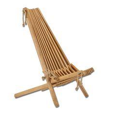 Skandinavischer Design Liegestuhl Oder Design Beistellhocker/ Tisch
