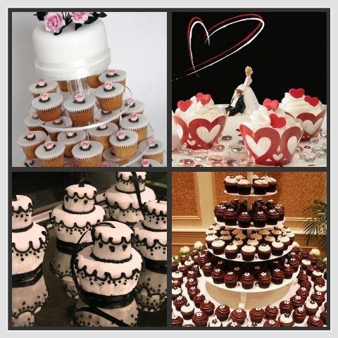 www.delunademiel.es Las tendencias en bodas se mueven por todas partes. Se hacen sentir, tanto en los diseños de los vestidos de novia, como en las la decoración y la gastronomía. Por esto es que si hoy hablamos de cupcakes para bodas, última tendencia en el mundo nupcial
