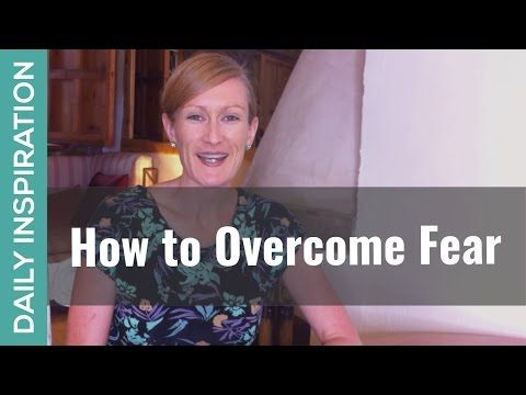 """How to Overcome Fear - ❤ SUBSCRIBE ❤ http://www.youtube.com/subscription_center?add_user=pinchmelivingdotcom - Here are 2 critical insights to help you conquer fear right now. Plus visit the blog to download the bonus free """"Ultimate Guide to Overcoming Fear"""" packed with helpful resources to support your journey: https://www.pinchmeliving.com/how-to-conquer-fear/"""