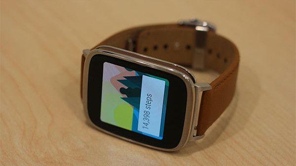 Asus ZenWatch - smartwatch elegant