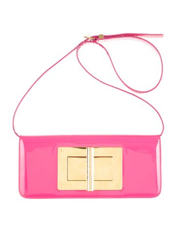 Heart Of Pink: Tom Ford Natalia Eastwest Bag.