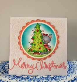 Leigh's Obsession: A card frenzied holiday