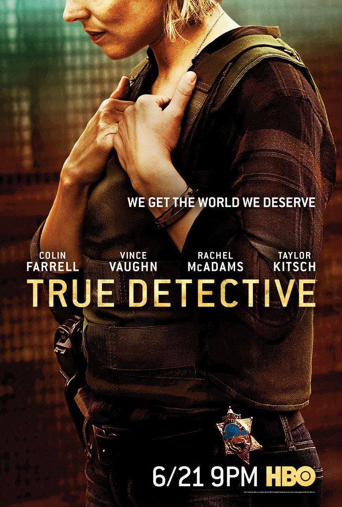 Rachel McAdams, Taylor Kitsch, & More Get Their Own True Detective Posters