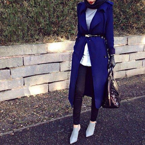 Hijab Tutorial Turkish Style Spring