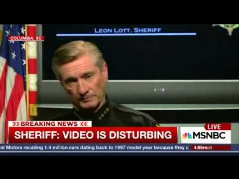 Sheriff: Video of student being dragged disturbing