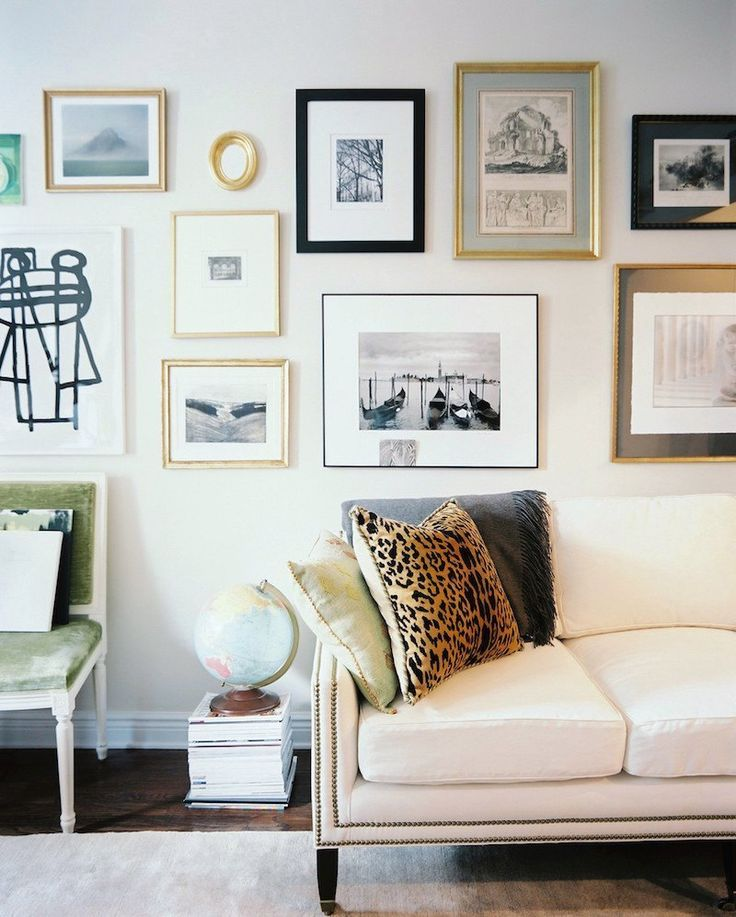 Eclectic Wall Art 60 best gallery wall ideas images on pinterest | home, wall ideas