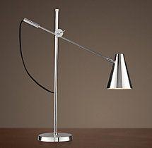 RH torpedo task lamp