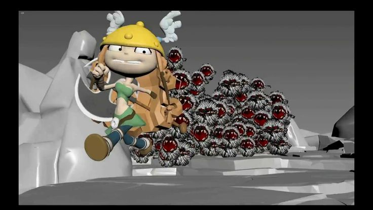 AUTODESK WEBINAR, RAYMAN LEGENDS - DARK CREATURES MAKING-OF on Vimeo