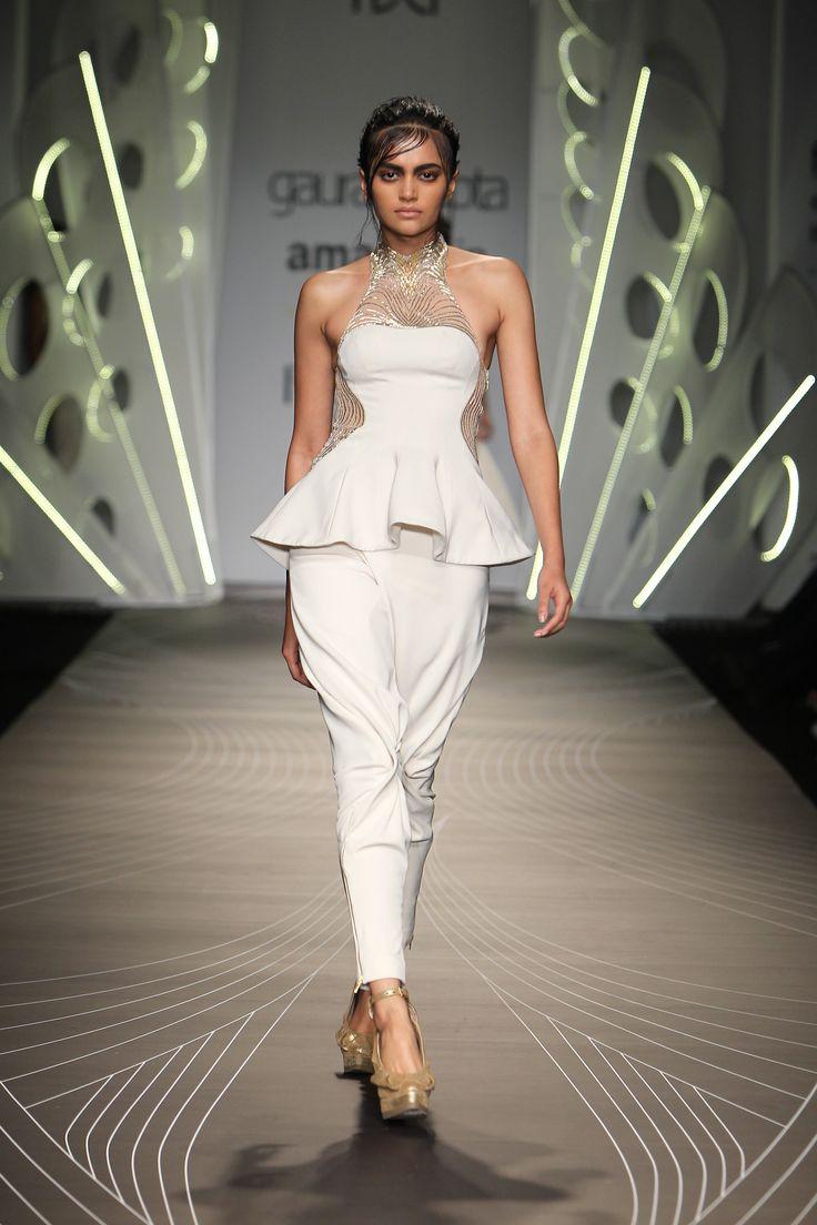 PROLOGUE: RISK - Autumn Winter 2015 | Amazon India Fashion Week