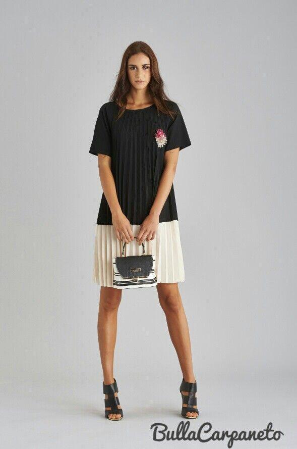 Dress CafèNoir www.bullacarpaneto.com #dress #cafenoir #shoppingtime #love #black #girl #woman #style #shoponline #bullacarpaneto