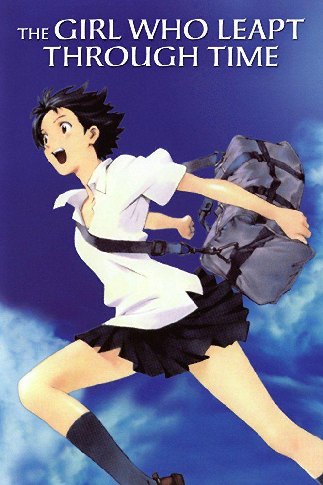 The Girl Who Leapt Through Time 2006 Toki O Kakeru Shojo Original Title Movies Favorite Movies The Girl Who