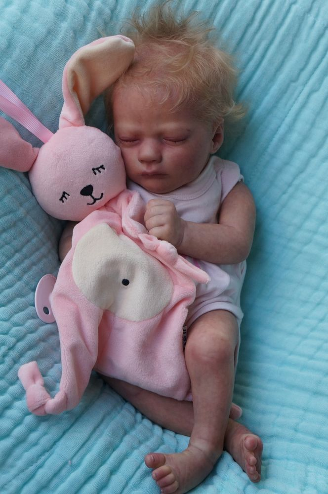 """Baby Ashley by Denise Pratt,reborn.,Artist Tsybina Natalia """"Sweet bun""""    eBay"""