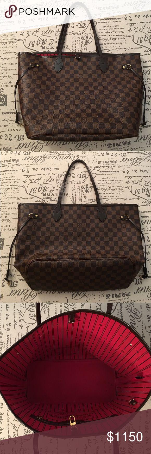 Comprar Louis Vuitton Neverfull Original