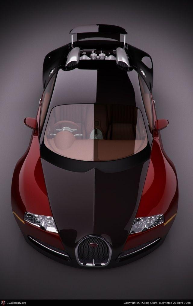 Bugatti Veyron. What a Beauty!