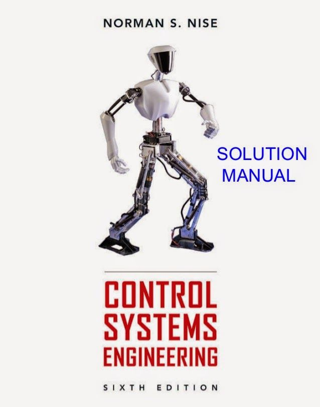 15 best solution manual images on pinterest textbook manual and control systems engineering by nise solution manual pdf free download free engineering books worldwide fandeluxe Image collections